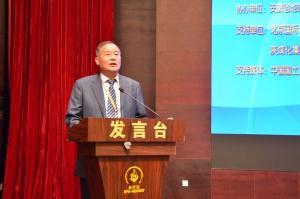 安徽省外经建设(集团)有限公司董事长蒋庆德致欢迎词