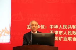 中国矿业联合会副会长兼秘书长陈先达出席中亚矿业合作论坛
