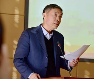 国土资源部总工程师、中国矿业联合会党委书记彭齐鸣:推进创新发展 做强中国矿业